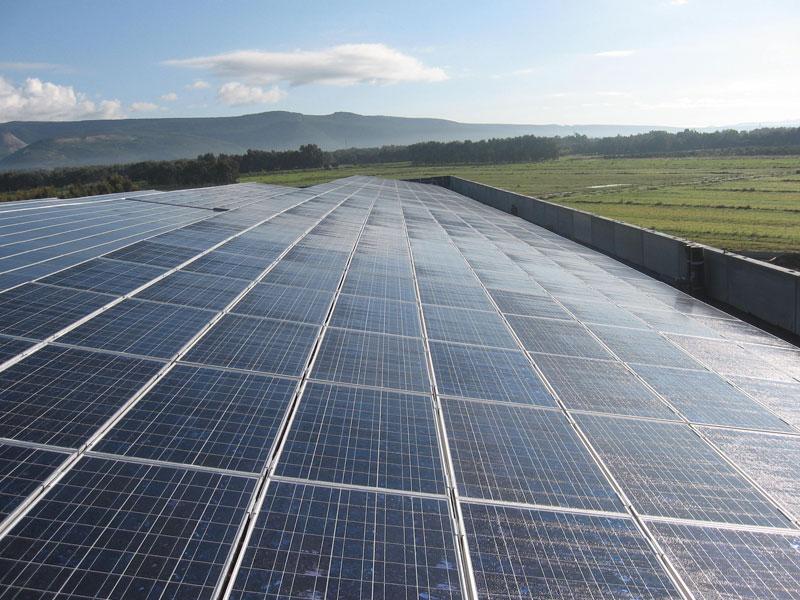 Casa passiva al sud thinglink - Finestre con pannelli solari ...